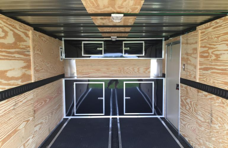 Cge moreover X Blackpewter Slant Enclosed Motorcy also Southland Hook Lift Dump besides Recessed Mount likewise Rd. on enclosed cargo utility trailer