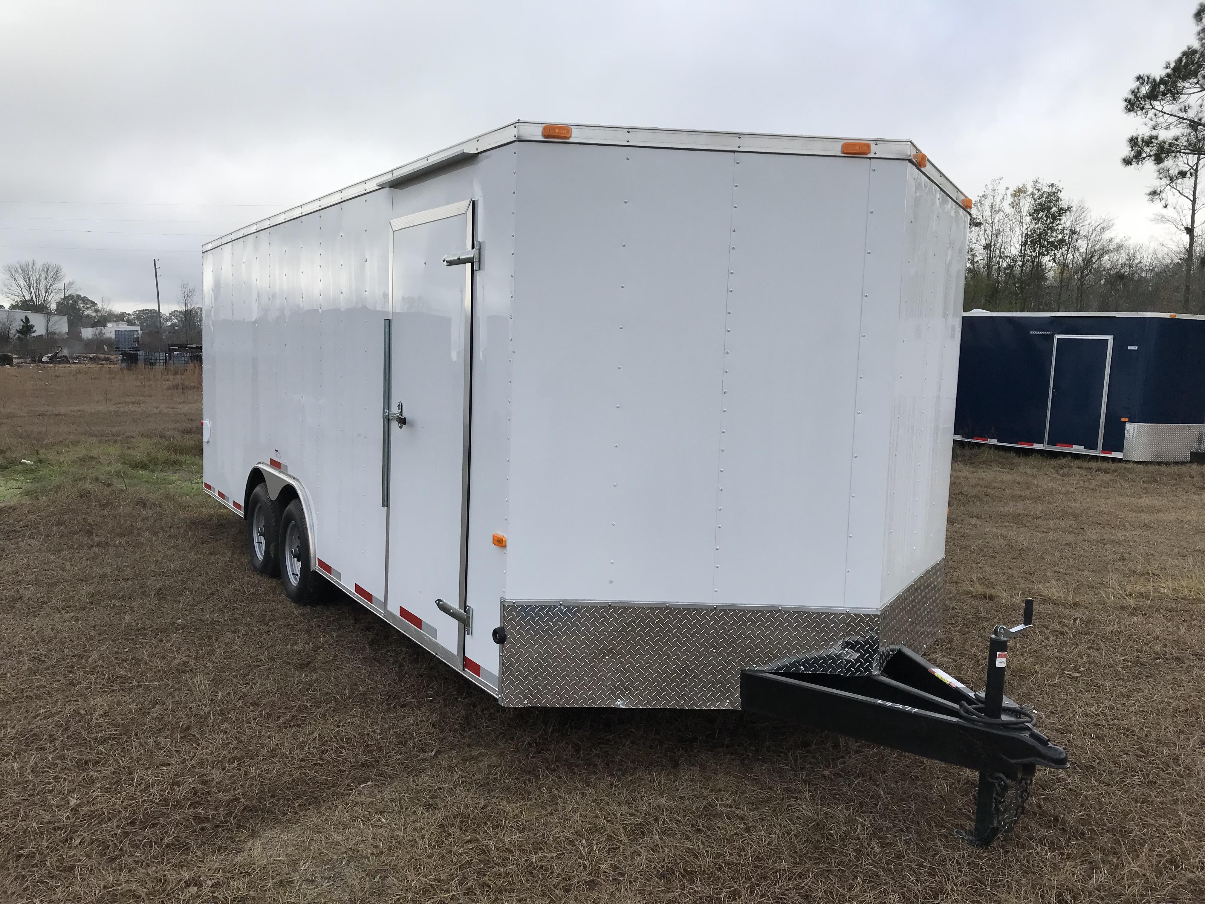 Cargo Craft  Tandem Axle Trailer