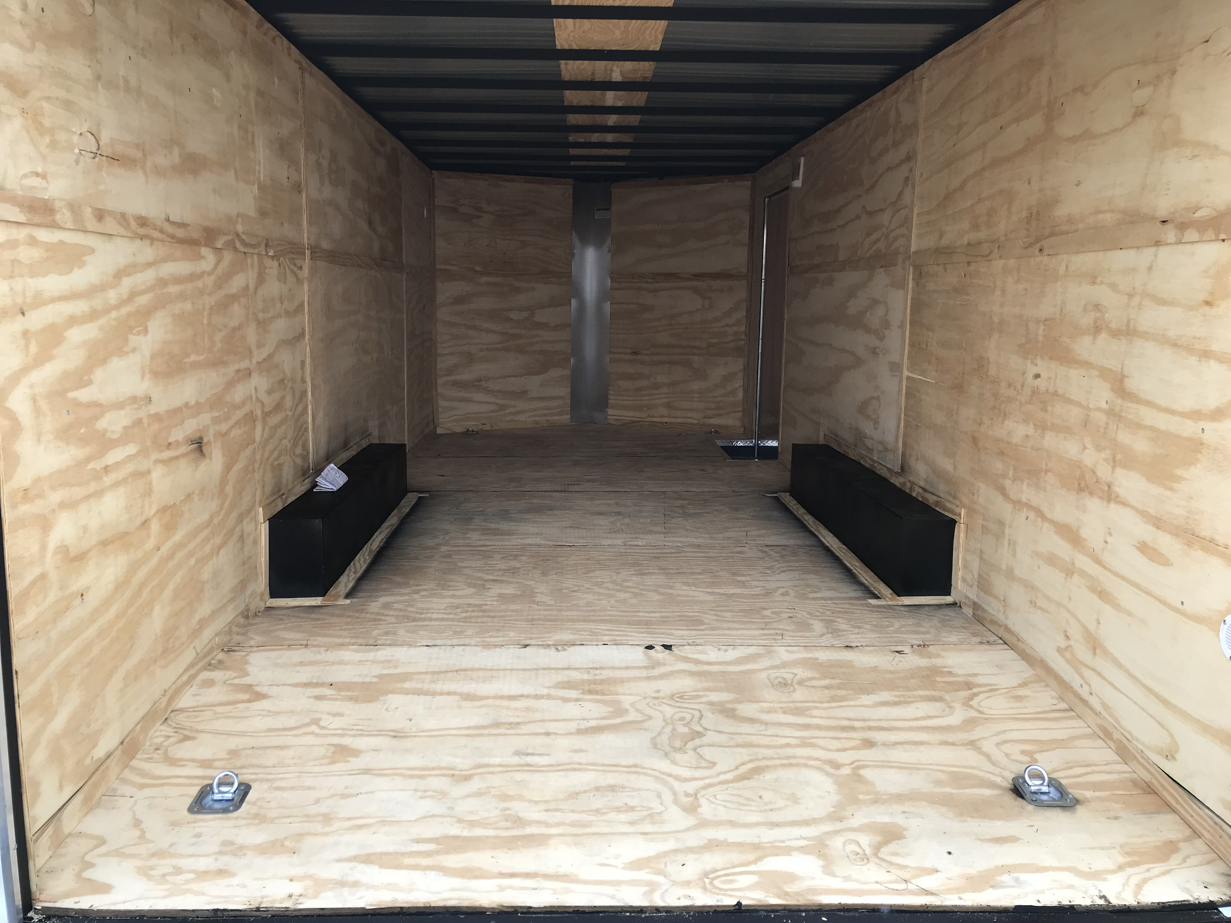 8 5x20 Tandem Axle Echo Series Auto Carrier Enclosed